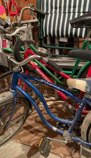 3 vintage schwinn bikes for Sale in Boston, MA