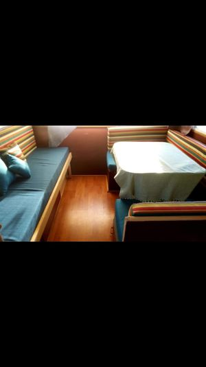 Re-upholster camper cushions and curtains for Sale in Whitehall, MT