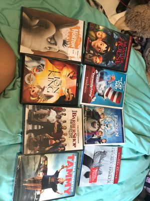Movies for Sale in Fontana, CA