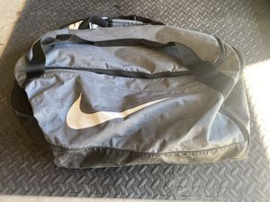 Nike Duffle Bag | Gray for Sale in Lancaster, CA