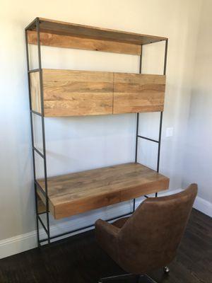 West Elm Industrial Desk Like New for Sale in Mansfield, TX