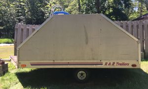 Aluminum trailer For Sale for Sale in Moreland Hills, OH