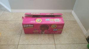 Huggies pull-ups size 2t-3t for Sale in Victorville, CA