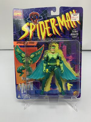 Vintage Vulture Action Figure from the 90's Spider-Man The Animated series (Brand New) for Sale in Washington, DC