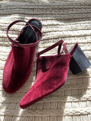 Mules with Block Heel for Sale in San Francisco, CA