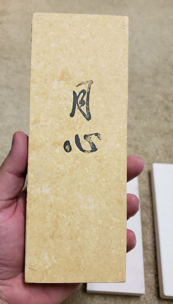 Japanese Sharpening Stones, 400, 2000, 6000 Grits