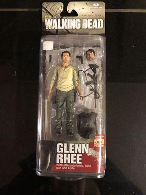 Walking Dead Glenn Action Figure for Sale in Alexandria, VA