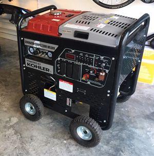 Kohler Triad 3 in 1 Generator/Compressor/Welder for Sale in Dunedin, FL