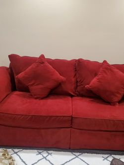 Couch With 2 Matching Cushions for Sale in Schwenksville,  PA