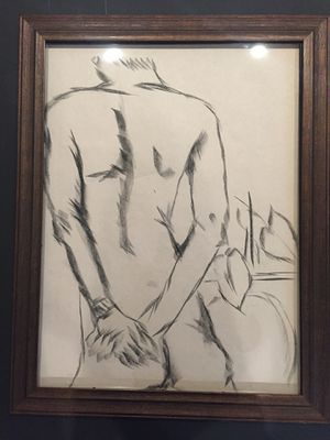 Vintage antique art made in 1940s to 1950s for Sale in Fort Collins, CO
