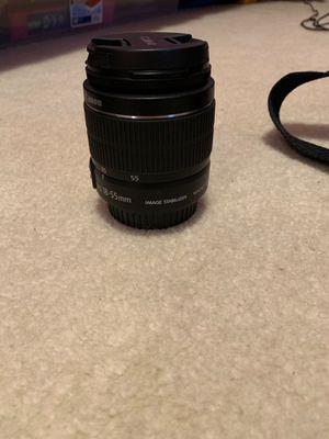 Canon Eos t5 digital slr camera for Sale in Jacksonville, FL