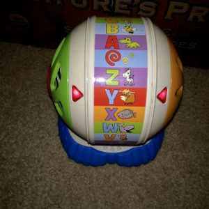LeapFrog Spin and Sing Alphabet Zoo, Interactive Teaching Toy for Baby for Sale in Fontana, CA