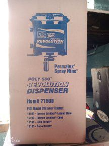 Grease cleaning dispenser for Sale in Lyons, IL