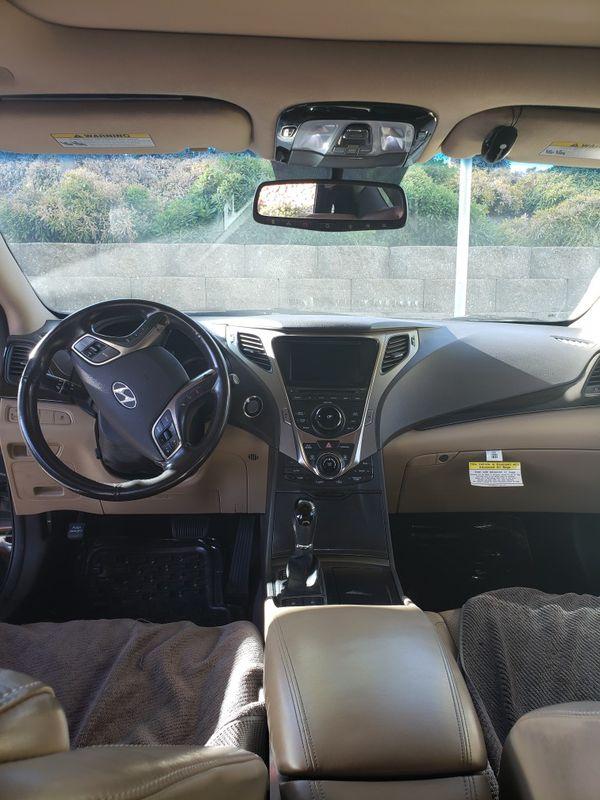 Hyundai Azera 75,250 miles