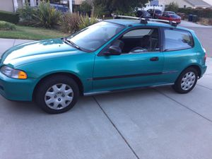 Honda CIVIC 1994 CLEAN TITLE EXCELLENT CONDITION for Sale in San Diego, CA