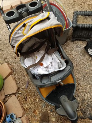 Jeep stroller and baby bag for Sale in Denver, CO