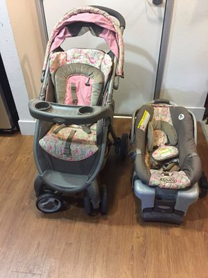 Moving out Sale!! Graco Stroller & Infant Car Seat for Sale in San Jose, CA