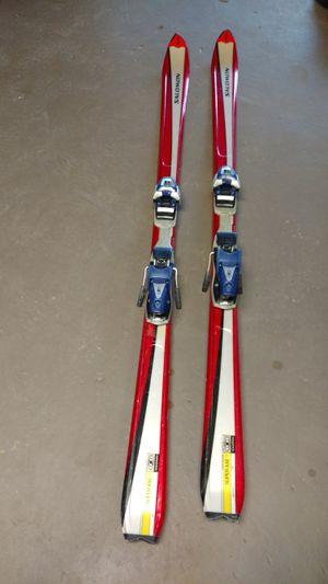Salomon Skis sz 168cm for Sale in Tacoma, WA