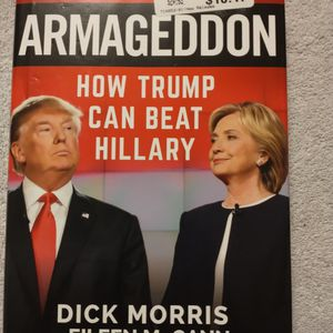 Armageddon, How Trump Can Beat Hillary, 2016, Like New, Order Now, Mail Now, NO CODES for Sale in Fayetteville, NC