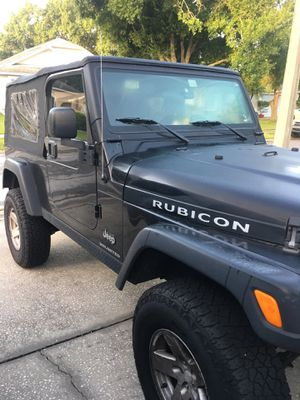 Jeep Unlimited Rubicon for Sale in Tampa, FL