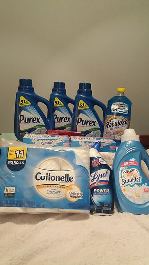 Laundry & Household bundle for Sale in Lake Charles, LA