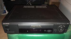 Sony 4 Head VCR Model SLV-469 No Remote for Sale in Eden Prairie, MN