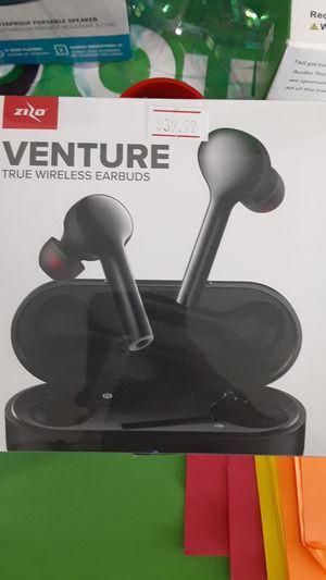 Venture true wireless earbuds for Sale in San Angelo, TX