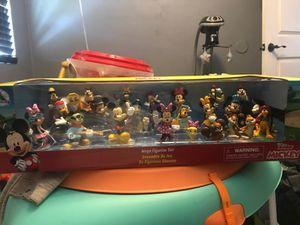 Mickey Mega figure set for Sale in Los Angeles, CA