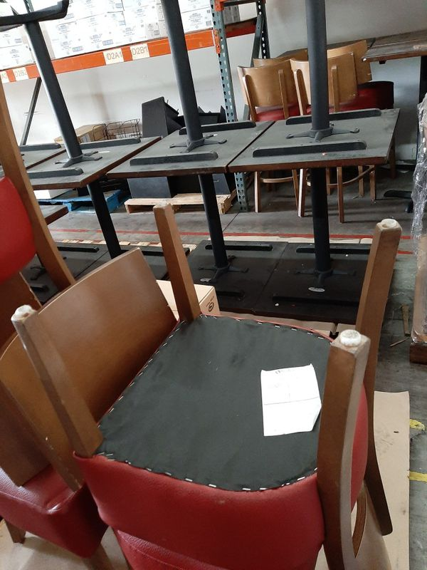 Low Top and High Top Chairs and Tables