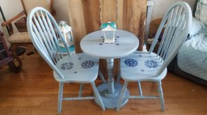 Bistro Style Table With Chairs for Sale in Catonsville, MD