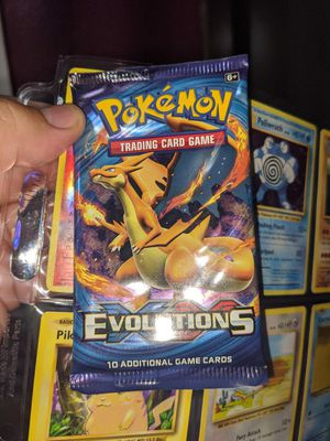 Pokemon cards Charizard & Poliwrath holographic for Sale in Mesquite, TX