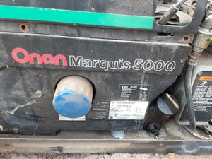 Generator for motorhome for Sale in San Bernardino, CA