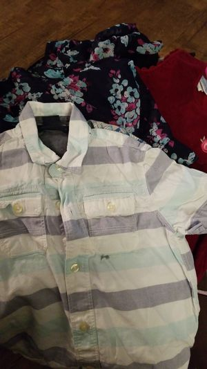 Mixed boy and girl clothes FREE!! boy 3t and girl 4t for Sale in Modesto, CA