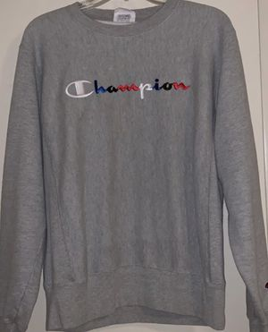 EMBROIDERED CHAMPION CREWNECK for Sale in Fremont, CA