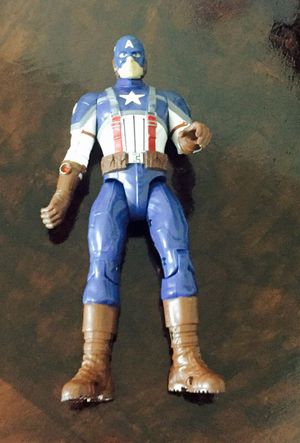 Captain America Action Figure for Sale in Spring, TX