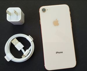 iPhone 8, ∆|Factory Unlocked & iCloud Unlocked.. Excellent Condition, Like a New... for Sale in Springfield, VA
