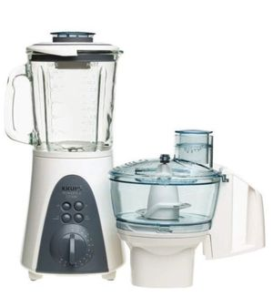 Blades don't spin, Free Pitcher and Bowl for Krups XL 6 Combi for Sale in Everett, WA