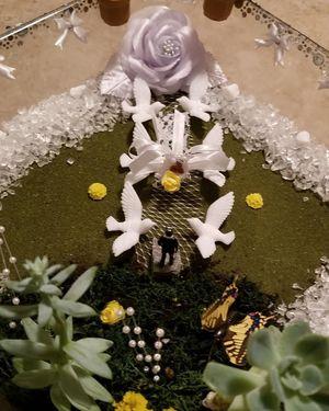 Wedding terrarium for Sale in Oak Park, MI