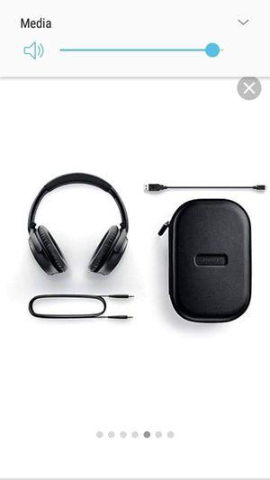 Bose QuietComfort 35 wireless headphones II for Sale in Salem, OR