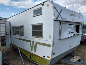 Winnebago Bumper Pull Camper Trailer for Sale in Westminster, CO