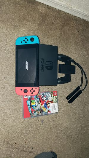 Nintendo switch with 2 games for Sale in Phoenix, AZ