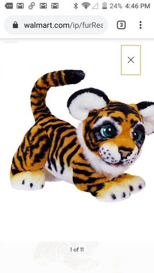 Genuine Furreal tiger for Sale in North Tonawanda, NY
