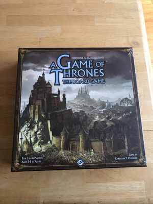 Game of the Thrones Board Game for Sale in Silver Spring, MD