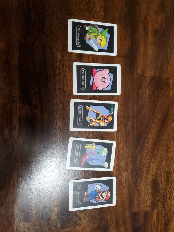 Nintendo 3DS Playing Cards