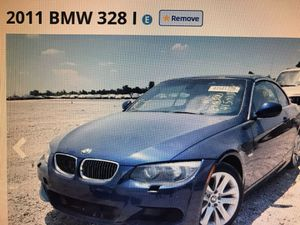 BMW 328i part out (engine 10079 milles) for Sale in Miami Gardens, FL