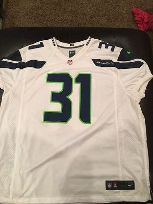 Men s Nike Authentic Seattle Seahawks Jersey for Sale in Olympia f0eab7346