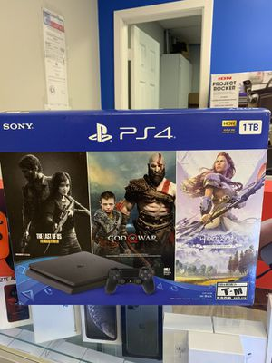 Play station 4 pro 1tb for Sale in Dallas, TX