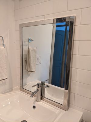 "24""x 30"" New bathroom mirror for Sale in Los Angeles, CA"