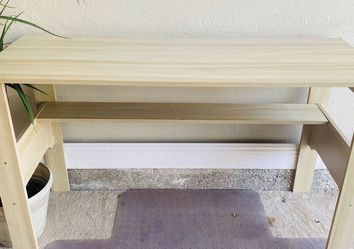 Cream Office Desk for Sale in West Covina,  CA