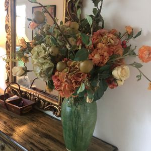 Stunning Flower Arrangement With Vase for Sale in Mill Valley, CA